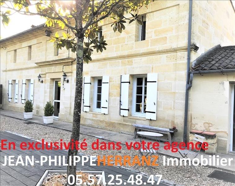 Sale house / villa Libourne 399000€ - Picture 1