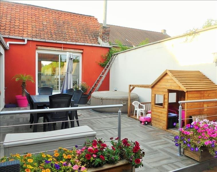 Vente maison / villa Allouagne 163000€ - Photo 8