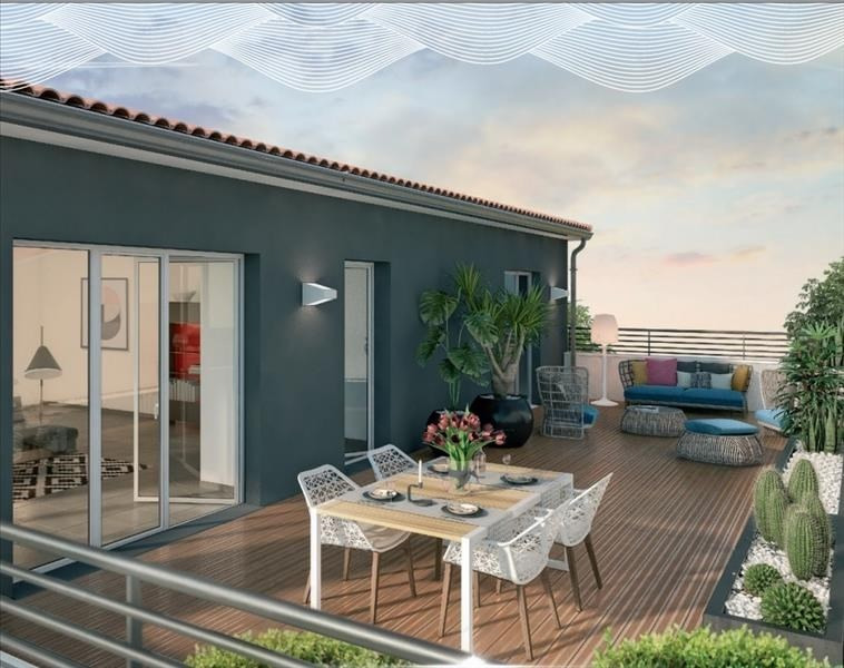 Vente appartement Toulouse 404000€ - Photo 2