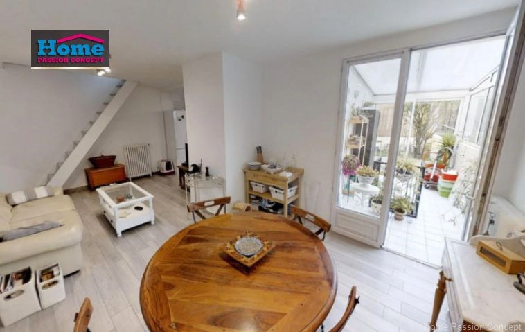 Sale house / villa Nanterre 478 400€ - Picture 2