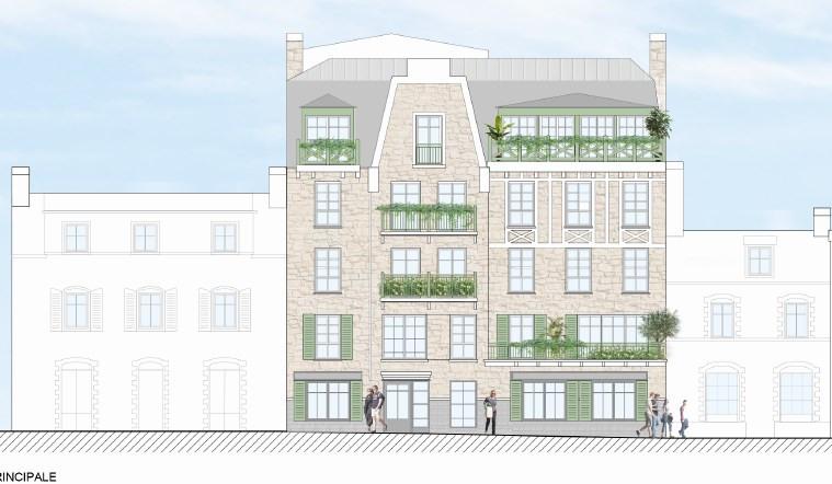 Duplex dinard - 4 pièce (s) - 99.65 m²