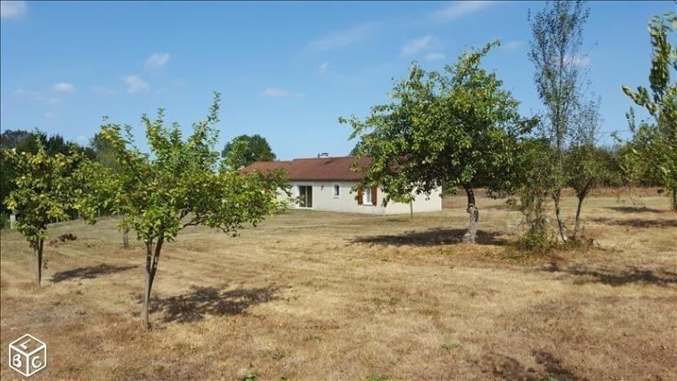Vente maison / villa Beaupouyet 159500€ - Photo 6