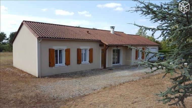 Vente maison / villa Beaupouyet 159500€ - Photo 1