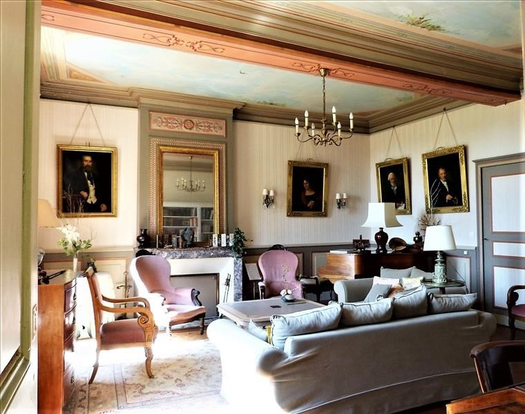 Venta de prestigio  casa St estephe 784000€ - Fotografía 5