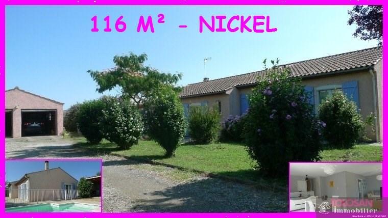 Sale house / villa Escalquens 315000€ - Picture 1