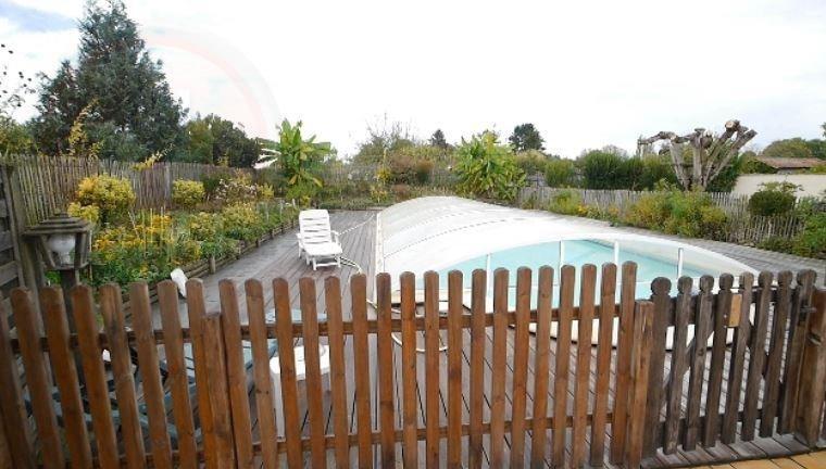 Sale house / villa St avit st nazaire 265000€ - Picture 1