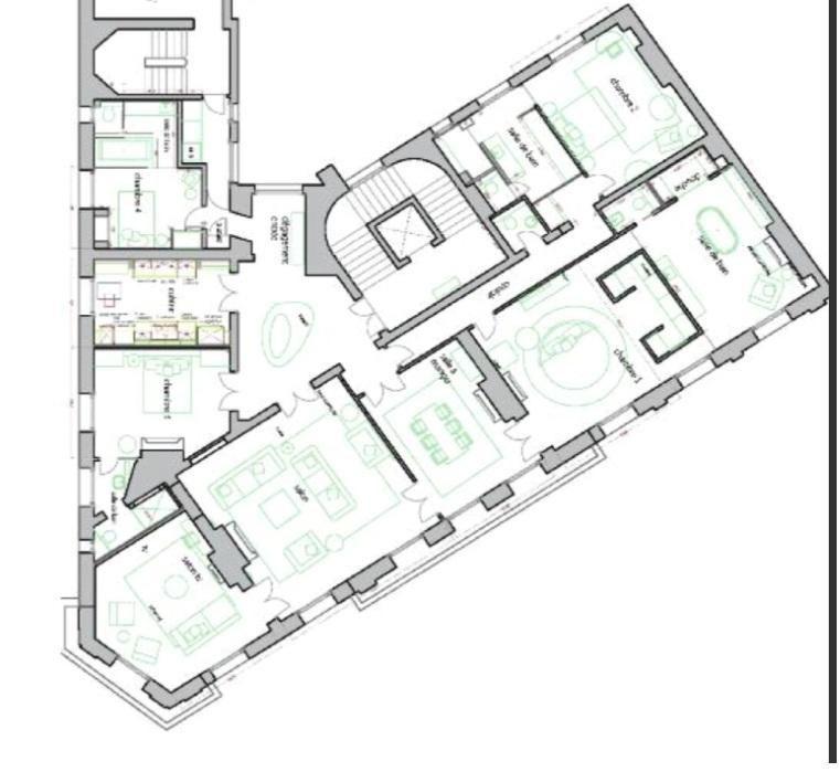 Vente de prestige appartement Paris 8ème 7500000€ - Photo 10