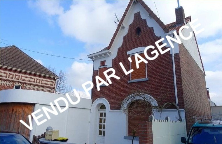 Vente maison / villa Douvrin 129 900€ - Photo 1