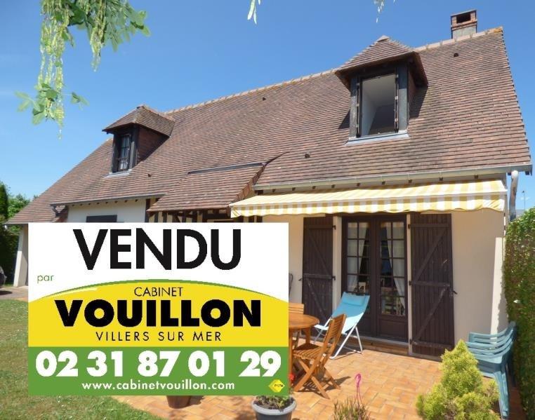 Vendita casa Villers sur mer 320000€ - Fotografia 1