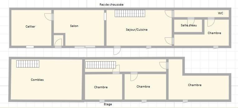 Vente maison / villa Sigoules 97000€ - Photo 6