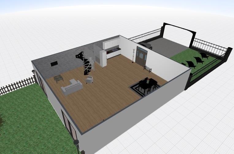 Vendita casa Houilles 478000€ - Fotografia 3