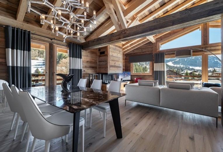 Vente de prestige maison / villa Megeve 2150000€ - Photo 1