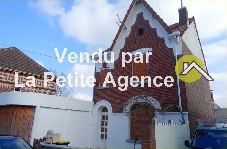 Vente maison / villa Douvrin 129900€ - Photo 1