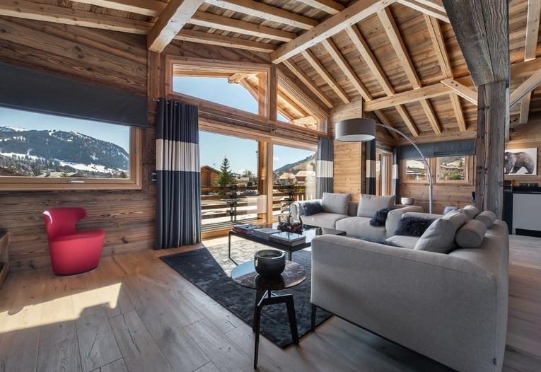 Vente de prestige maison / villa Megeve 2150000€ - Photo 5