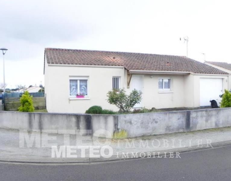 Sale house / villa Les sables d'olonne 177500€ - Picture 1