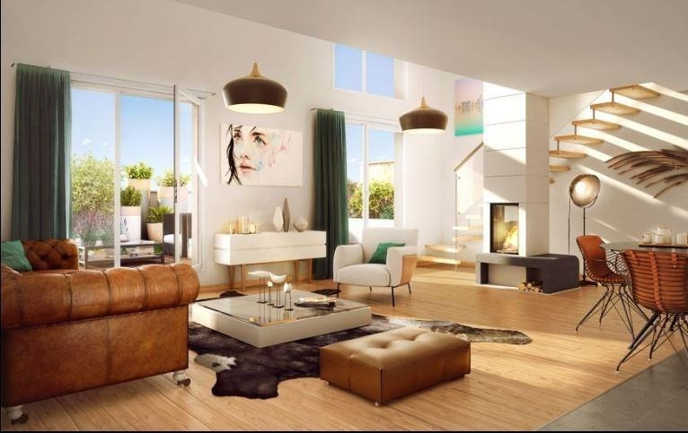 Verkoop  appartement Massy 232000€ - Foto 3