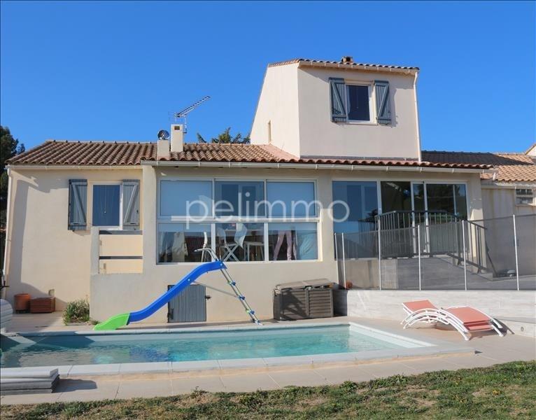 Vente maison / villa La fare les oliviers 435000€ - Photo 1