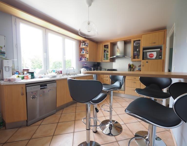 Sale house / villa Bois d'arcy 676000€ - Picture 2