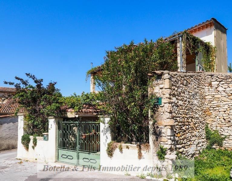 Venta  casa Barjac 213000€ - Fotografía 1