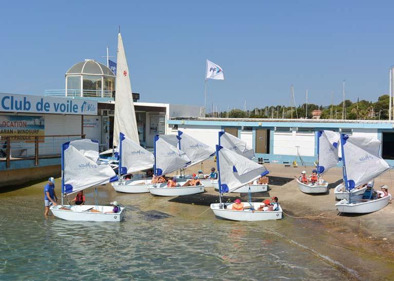 Location vacances appartement Saint cyr sur mer 490€ - Photo 8