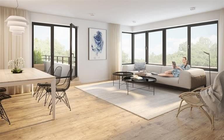 Deluxe sale apartment Paris 13ème 1070000€ - Picture 1