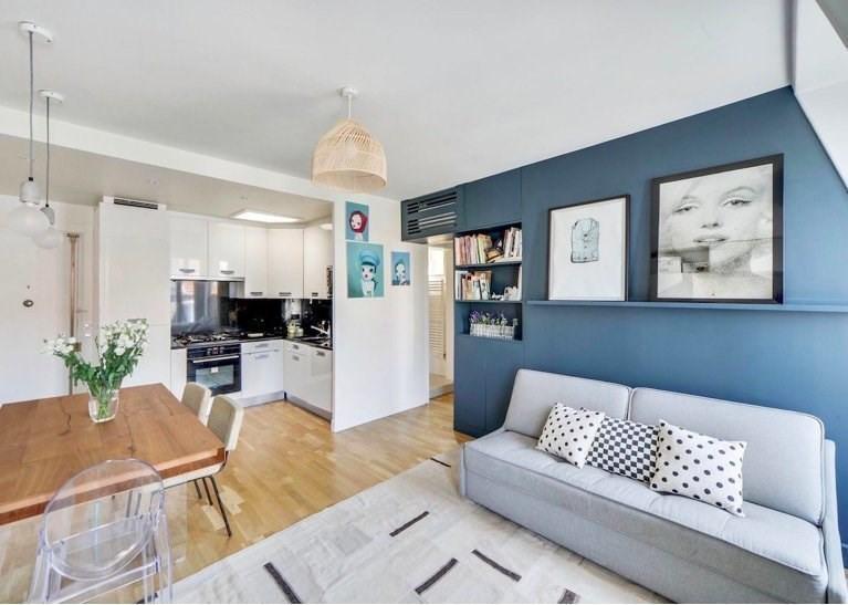 Vente de prestige appartement Paris 18ème 1195000€ - Photo 1