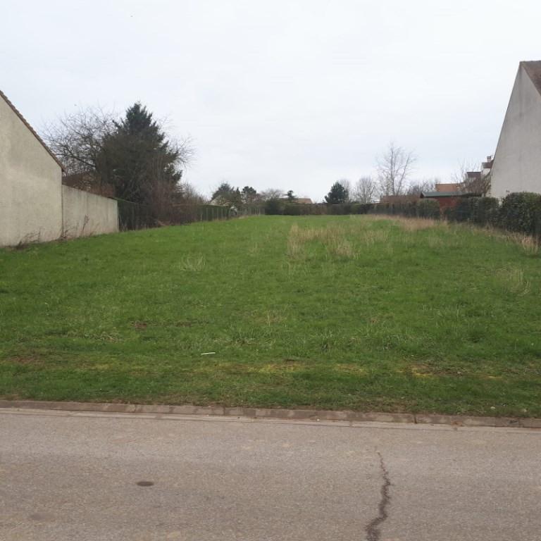 Vente terrain Fontenay mauvoisin 127000€ - Photo 1