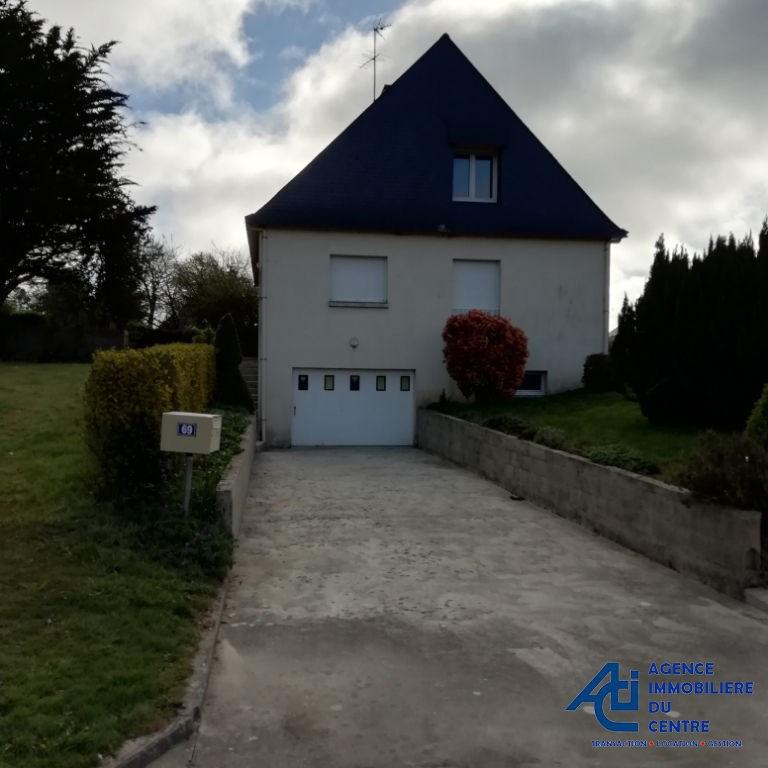 Rental house / villa Brehan 523€ CC - Picture 2