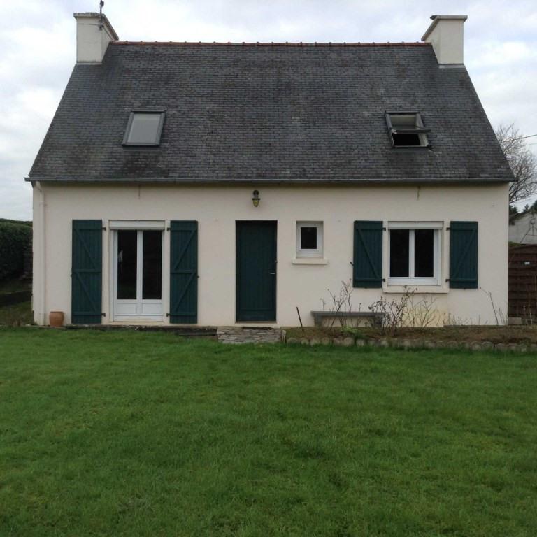 Sale house / villa Plounevez quintin 95800€ - Picture 1
