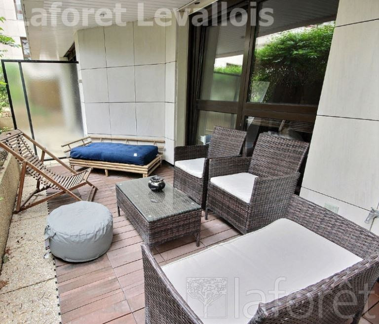 Vente appartement Levallois perret 549 000€ - Photo 1