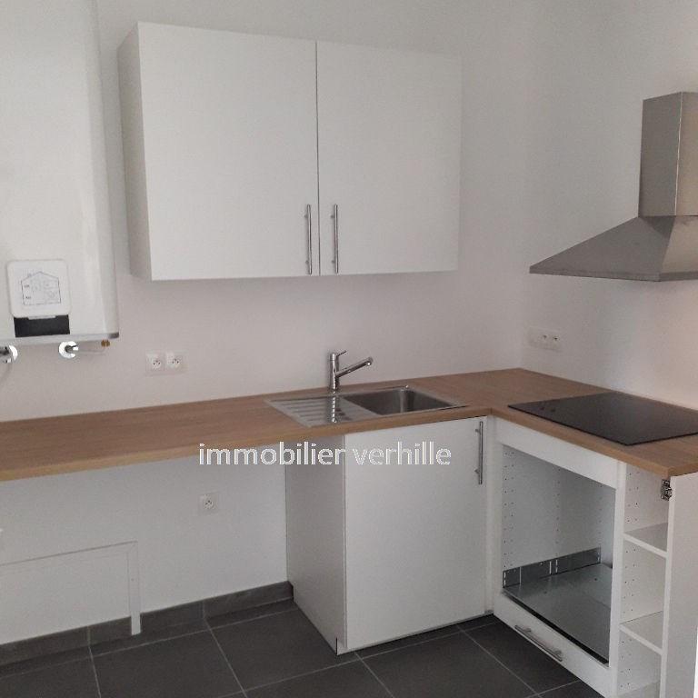 Rental apartment Fleurbaix 670€ CC - Picture 4