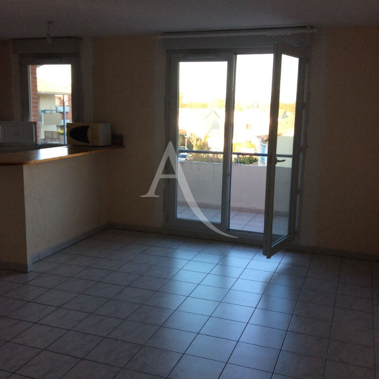 Rental apartment Toulouse 514€ CC - Picture 1