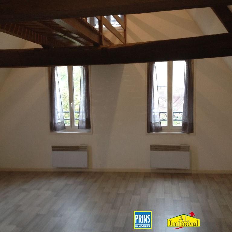 Rental apartment Aire sur la lys 459€ CC - Picture 2