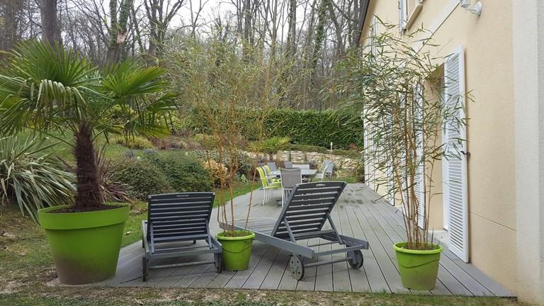 Sale house / villa Parmain 779000€ - Picture 8