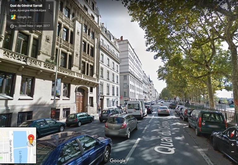 Vente appartement Lyon 6ème 499000€ - Photo 1