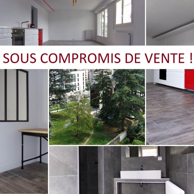 Sale apartment Fontaines sur saone 216000€ - Picture 1