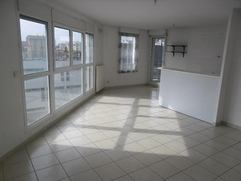 Location appartement Villeurbanne 812€ CC - Photo 1