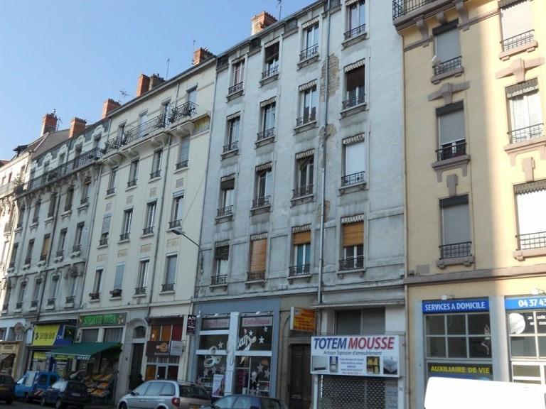 Rental apartment Villeurbanne 462€ CC - Picture 4