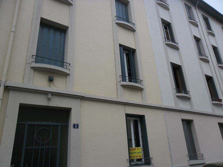 Affitto appartamento Lyon 8ème 422€ CC - Fotografia 1