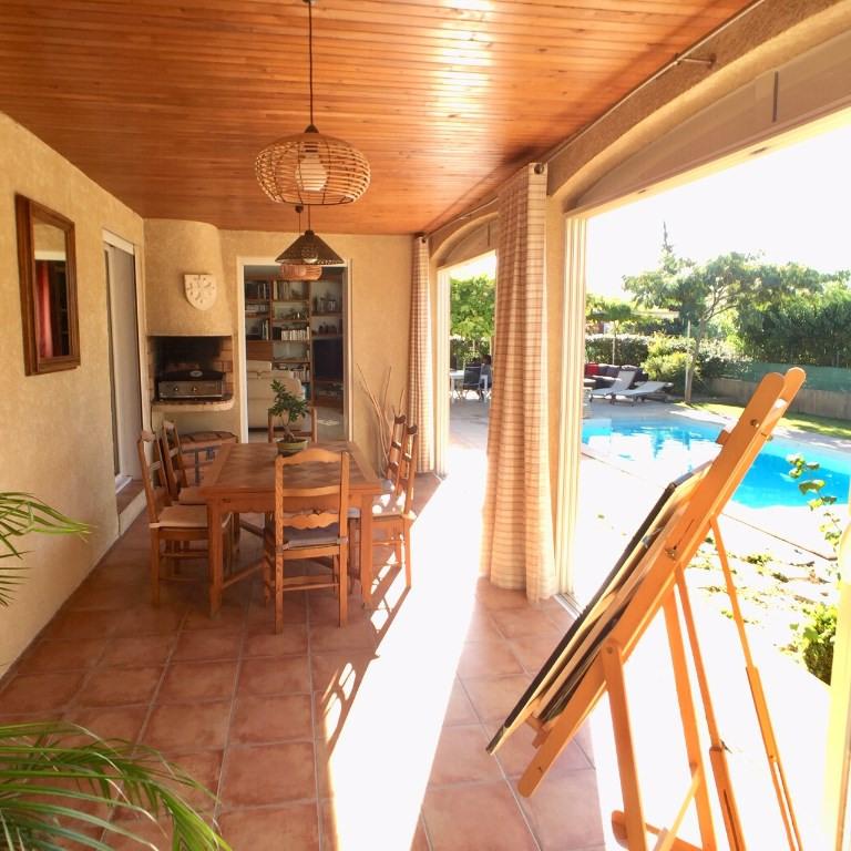 Vente maison / villa Pezenas 418000€ - Photo 8