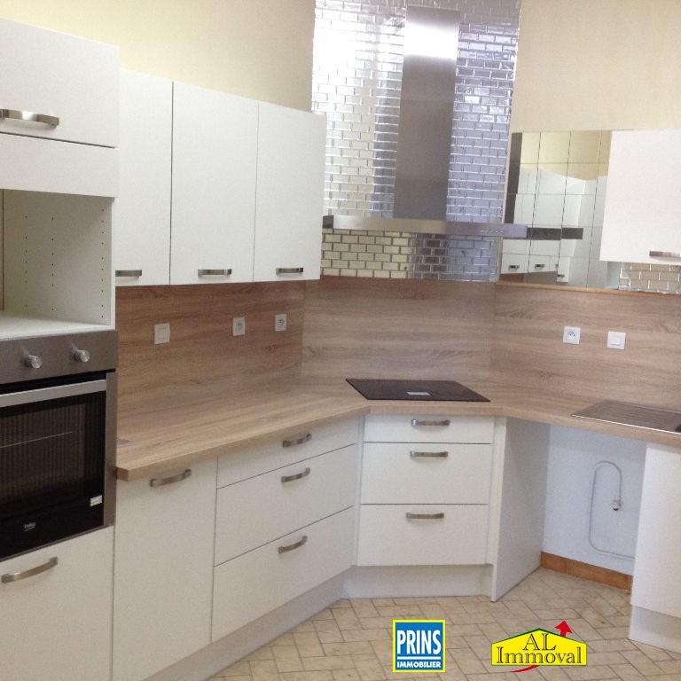 Rental house / villa Aire sur la lys 495€ CC - Picture 3