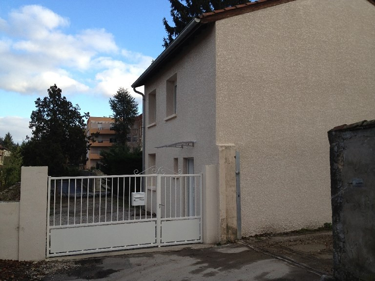 Locação casa Craponne 1100€ CC - Fotografia 6