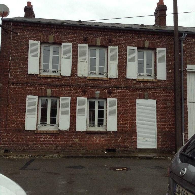 Vente maison / villa Crevecoeur le grand 137000€ - Photo 1