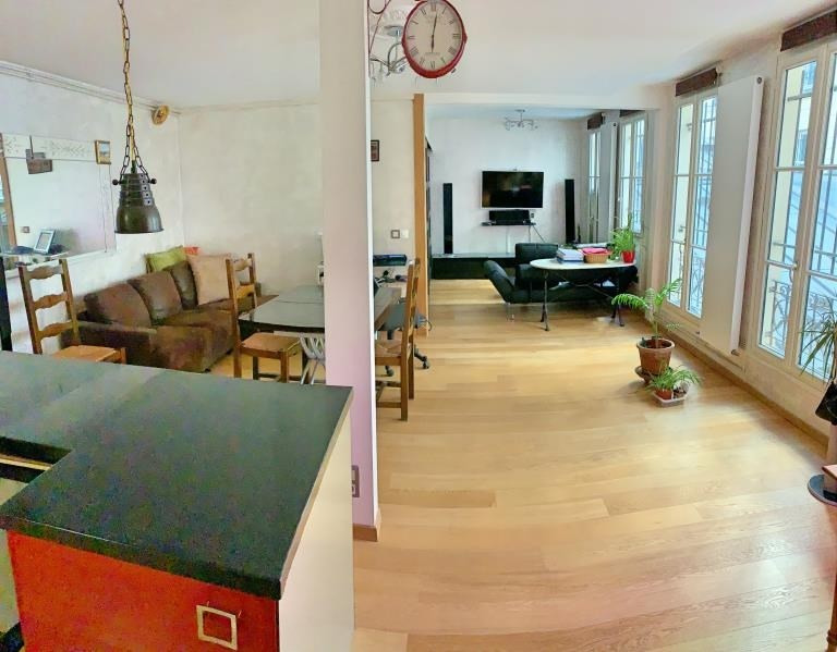Sale apartment Paris 2ème 644 000€ - Picture 2