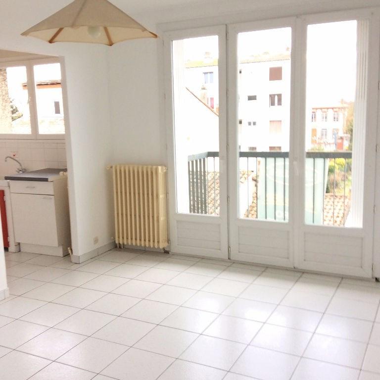 Rental apartment Toulouse 451€ CC - Picture 1