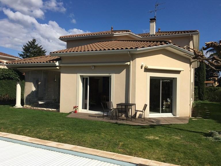 Deluxe sale house / villa Lyon 3ème 1240000€ - Picture 2