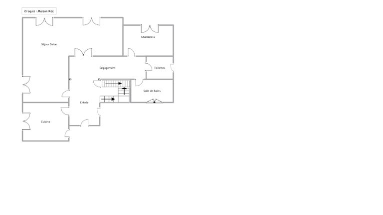 Vente maison / villa Melun 421000€ - Photo 2