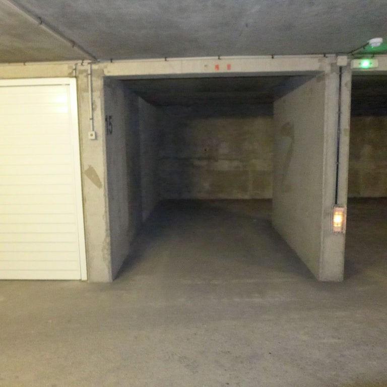 Verkauf parkplatz/box Paris 15ème 13200€ - Fotografie 1