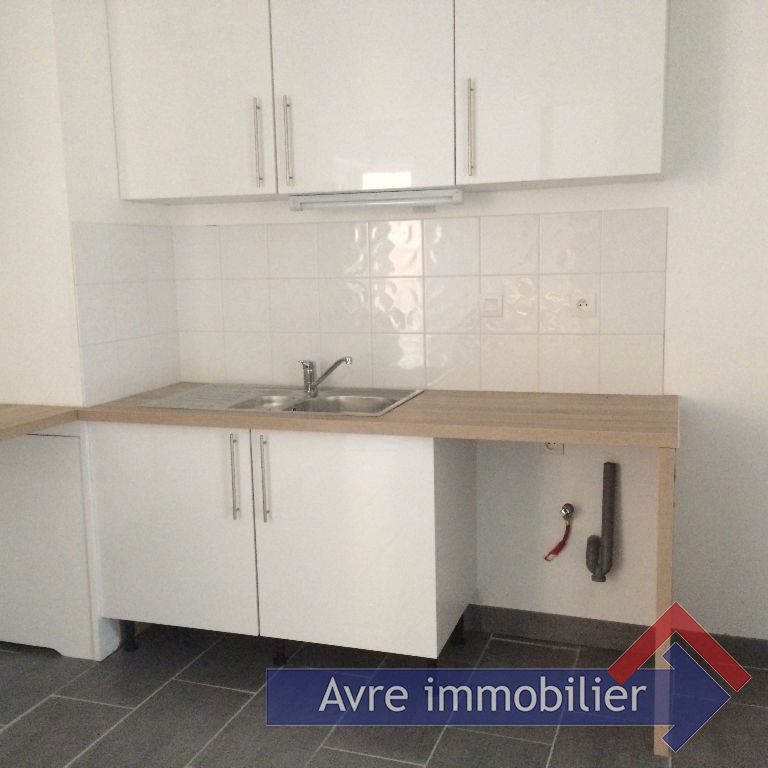 Rental house / villa Breteuil 615€ CC - Picture 2