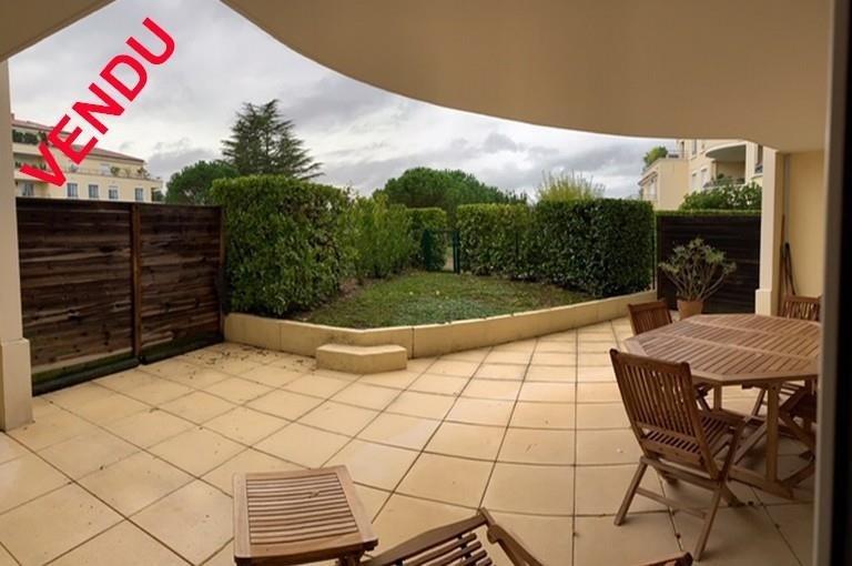 Vente appartement Charbonnieres les bains 340000€ - Photo 1